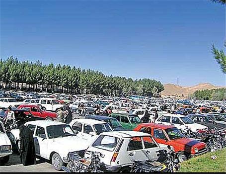 قیمت خودرو در بازار عبدل آباد