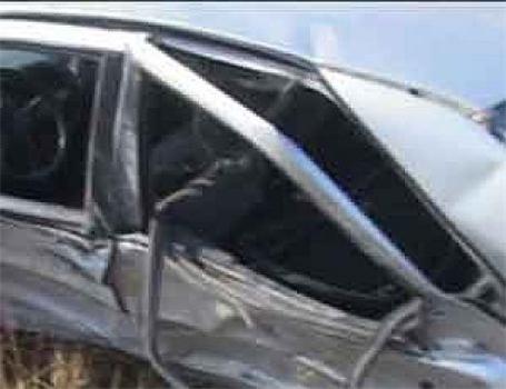 تصادف در جاده هراز یک کشته برجای گذاشت
