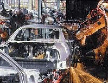مونتاژ خودرو در کشور رونق گرفت