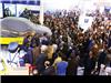 نخستین روز هجدهمین نمایشگاه خودرو تبریز