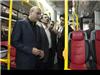 گزارش تصویری اولین روز نمایشگاه بین المللی حمل و نقل