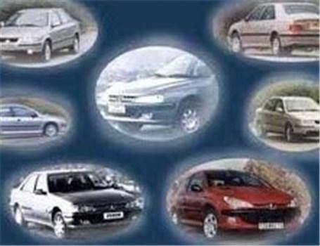 قیمت انواع محصولات ایران خودرو 15 مرداد 96