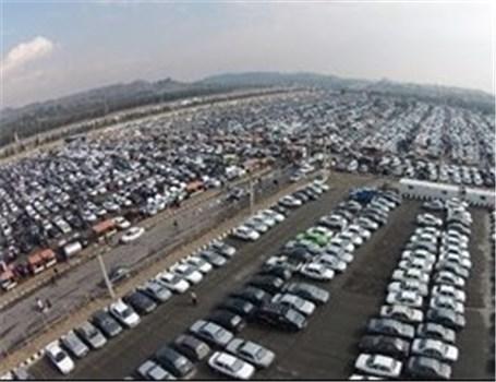 رخنه کلاهبرداران در مراکز خرید و فروش خودرو