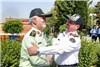 مراسم تودیع و معارفه رئیس پلیس