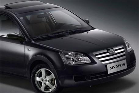 فروش اقساطی خودرو MVM 530 آغاز شد