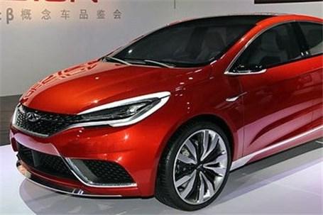 چری، خودروسازی با نگرش به آینده