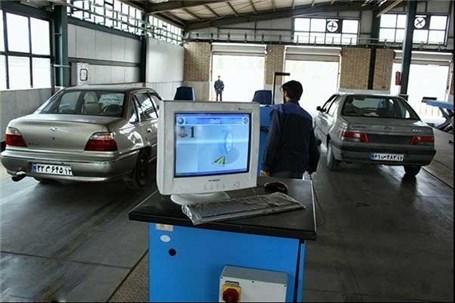 افزایش 16 درصدی مراجعات به مراکز معاینه فنی شهر تهران در سال 98