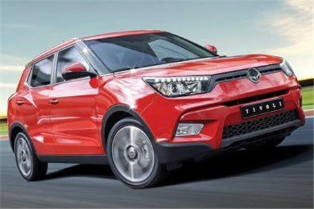 Iranian Firm to Make SsangYong Cars