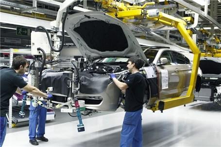 خودروسازی آلمان بامشکل مواجه شد