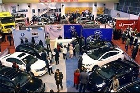 عرض اندام خودروسازان چینی در کویر