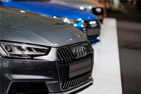 رونمایی سه مدل خودروی برقی آئودی تا چهار سال آینده