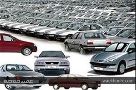 روند سینوسی تولید خودرو در ایران