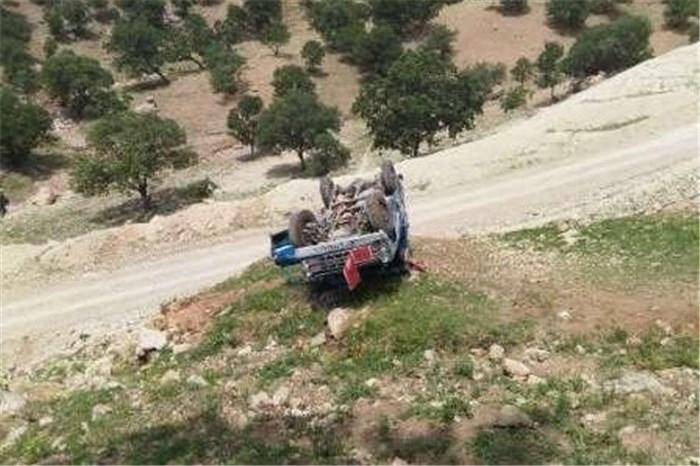 4 کشته در سقوط پژو به دره چالوس - 64
