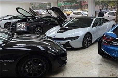 قیمت انواع خودروهای وارداتی 200 تا 300 میلیون تومان
