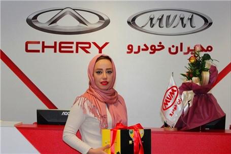 برگزیده مسابقه اینستاگرامی مدیران خودرو معرفی شد