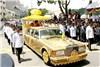 خودروهای اسرار آمیز سلطان برونئی +تصاویر