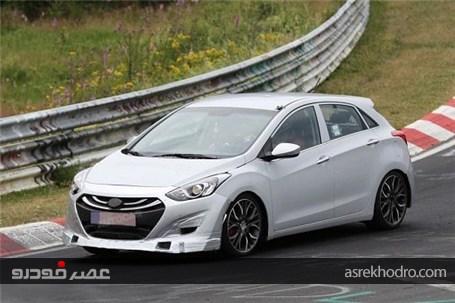 هیوندا از I30 سری N رونمایی کرد