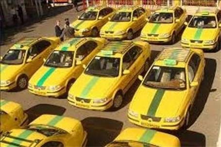 مشارکت تاکسیرانی آبادان با ۲۰۰ دستگاه خودرو در انتقال زائران اربعین به شهرهای خود