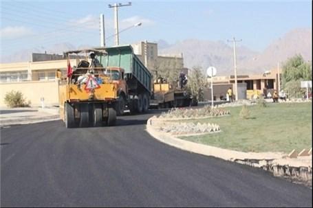 آسفالت معابر اولویت اجرای پروژه های شهرداری همدان در سال جاری است
