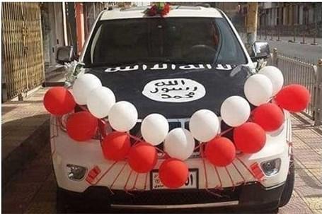 ماشین عروس داعش برای جذب دختران