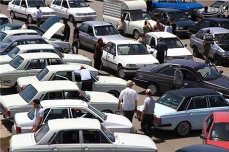 قیمت خودرو در بازار شکسته شد