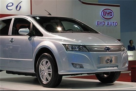 اولین خودرو برقی با نام E6 به ایران میآید