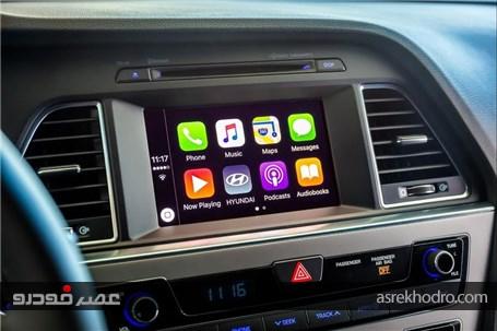 هیوندای اندروید اتو و اپل کارپلی را برای خودروهای بیشتری بروزرسانی کرد