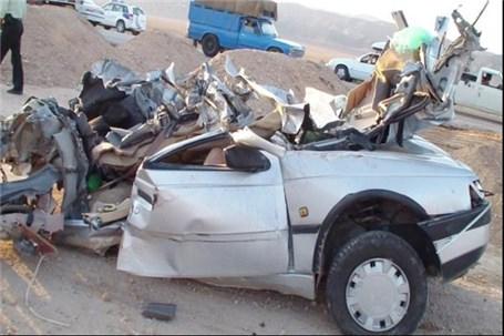 واژگونی یک خودرو در محور آستارا-اردبیل یک مصدوم بر جا گذاشت
