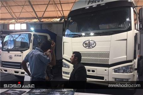 حضور سیباموتور در نمایشگاه خودرو تبریز