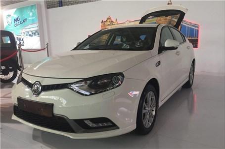 راه اندازی خط تولید خودرو سواری ام جی 360 در تبریز