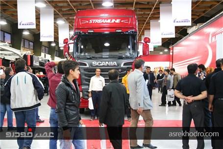گزارش تصویری از چهارمین روز نمایشگاه خودرو تبریز