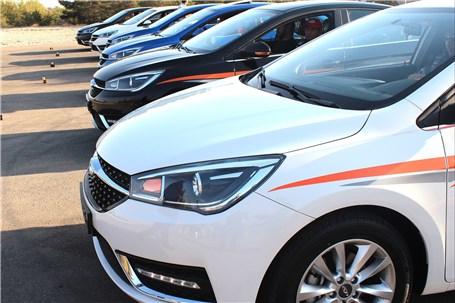 سومین هفته از تست درایو ویژه مشتریان خودرو چری آریزو5