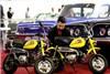 نمایشگاه خودروهای کلاسیک و موتورسیکلتهای قدیمی در اصفهان