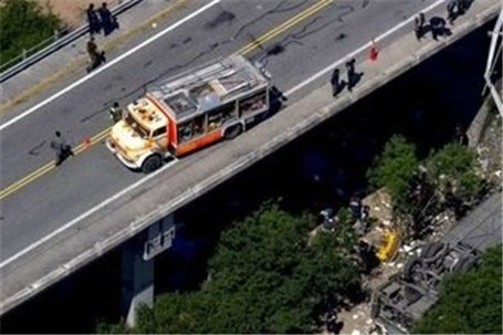 واژگونی مرگبار کامیون در ژاپن