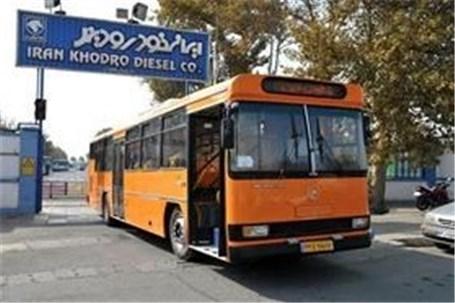 بازسازی اتوبوس های فرسوده ناوگان حمل و نقل عمومی کشور