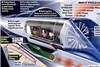 سریعترین وسیله نقلیه جهان ساخته میشود