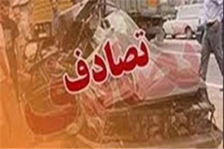 واژگونی مرگبار کامیونت در اتوبان کرج