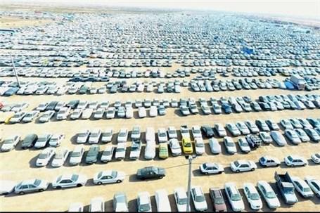 ۸۰ هزار خودرو زائران در معابر عمومی شهر مهران پارک شده است