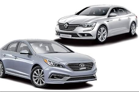 قیمت خودروهای وارداتی در بازار امروز 1 آبان