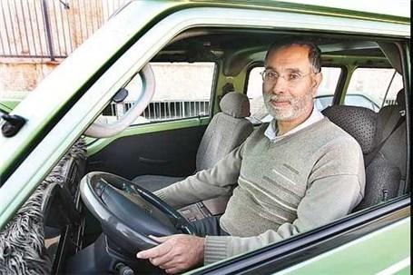 امام جماعتی که راننده تاکسی است