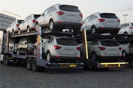 بازار خودروهای وارداتی آرام است