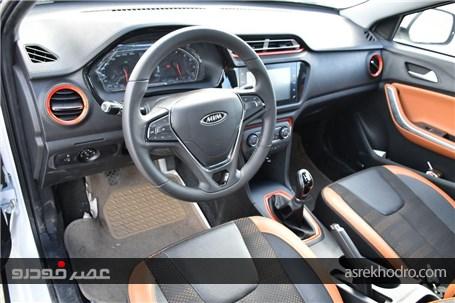 نیم نگاهی به MVM X22 ؛ محصول جدید مدیران خودرو