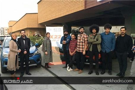 شرکت مدیران خودرو، حامی رسانه محبوب جوانان