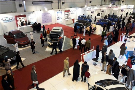 حضور پررنگ مدیران خودرو در هفتمین دوره نمایشگاه خودرو کرمان