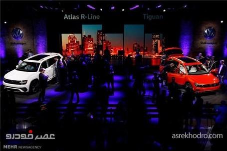 گزارش تصویری نمایشگاه خودرو دیترویت