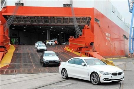 رشد 50 درصدی واردات خودرو