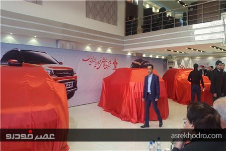 خودروی MVM X22 این بار در تبریز سر و صدا به پا کرد