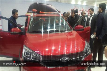 خودرو MVM X22 این بار در تبریز سر و صدا به پا کرد