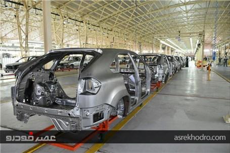 محصولات خودروسازی کارمانیا چگونه تولید می شود