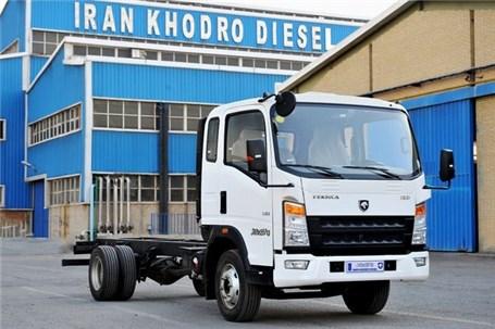 تفاوت قیمت انواع کامیونت در بازار و نمایندگی